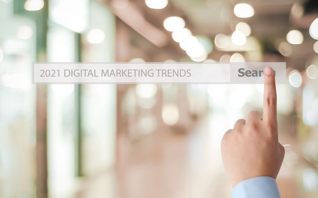 Tendencias de marketing para el año 2021